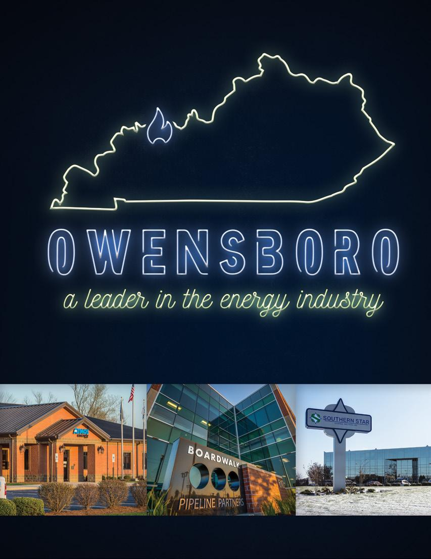 Page 14 of OWENSBORO, A LEADER IN THE ENERGY INDUSTRY