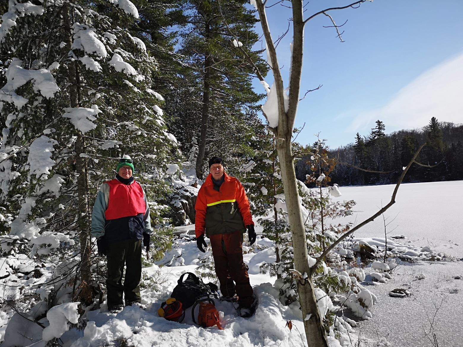 Page 16 of ON THE CHALLENGES OF WINTER TRAIL MAINTENANCE