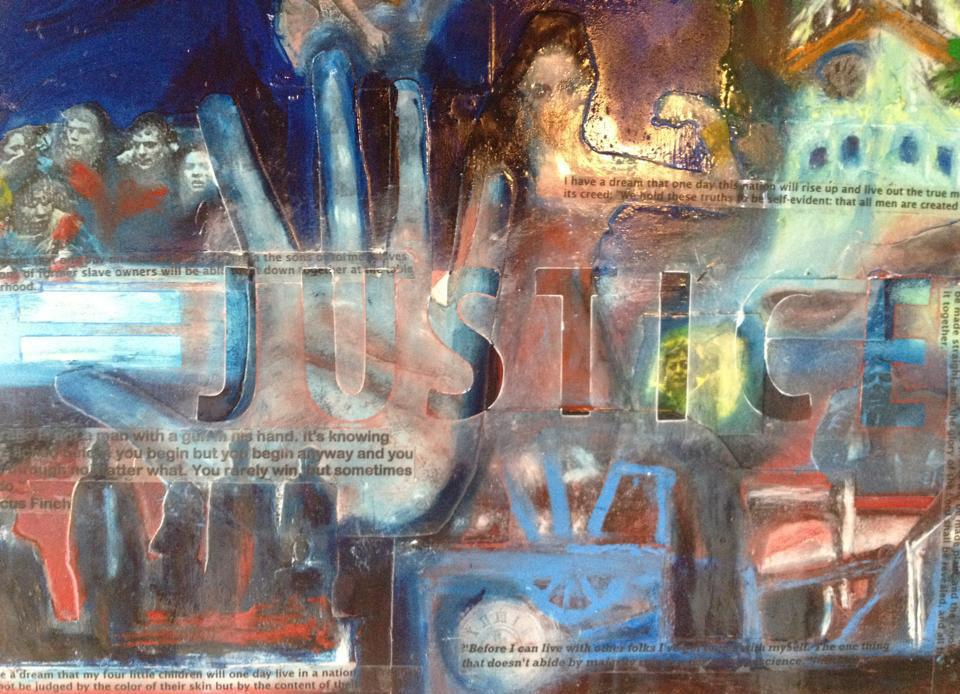 Page 32 of SAN DIEGO'S LAWYER ARTISTS by James Crosby and Renée Stackhouse