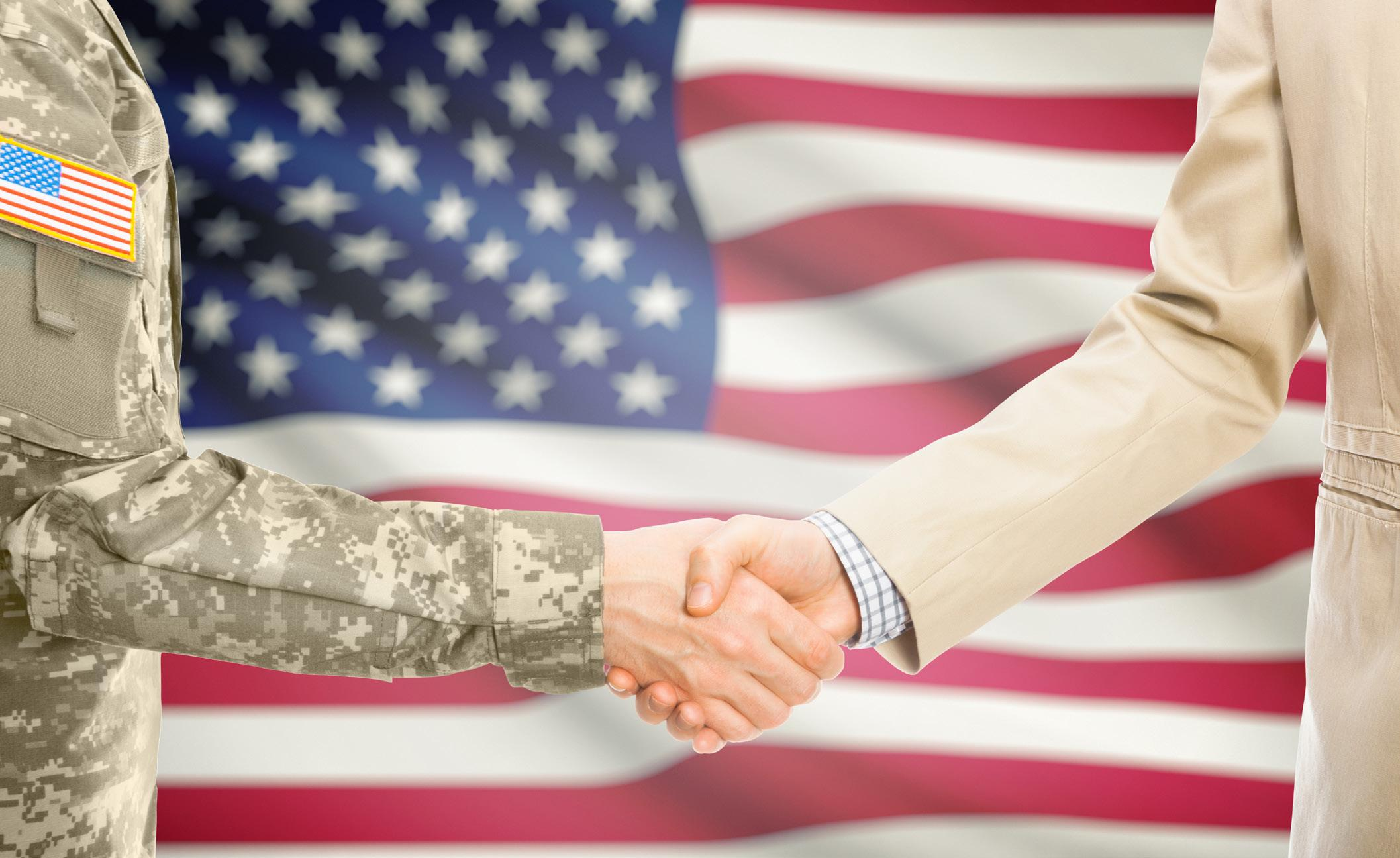 Page 20 of Vets in Franchising: From the  Battlefield to the Boardroom