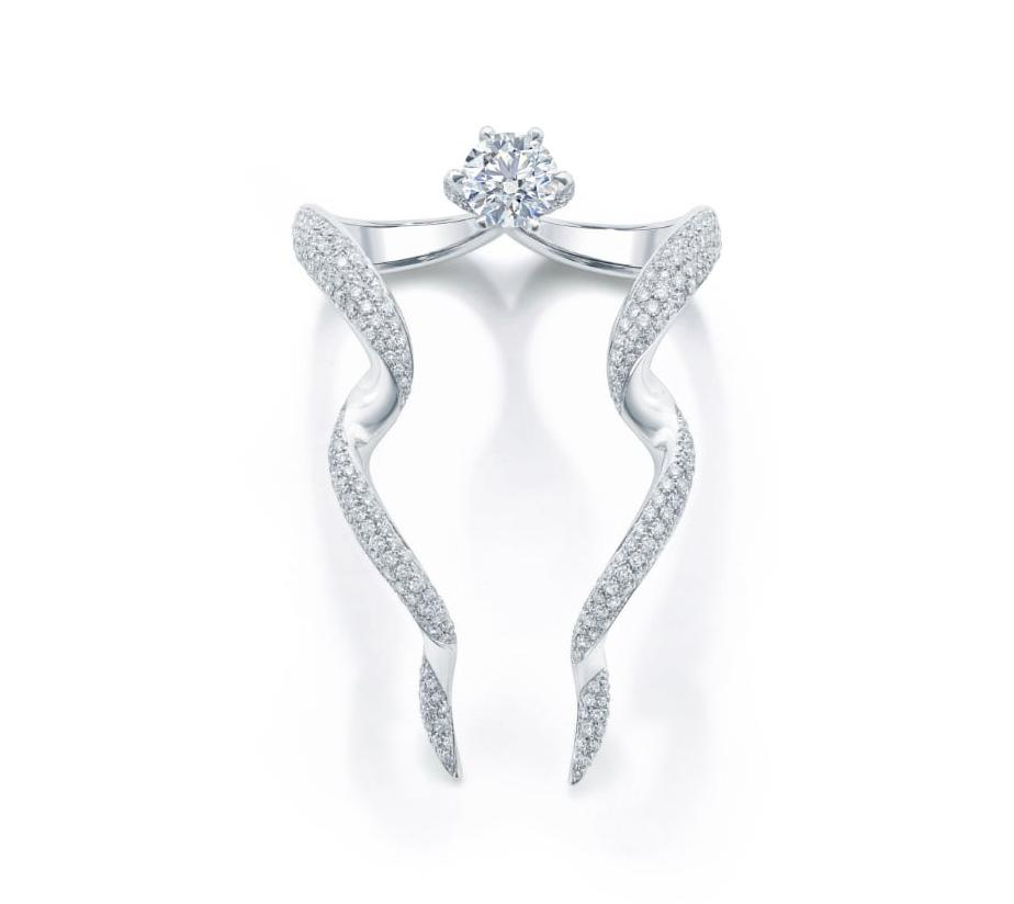 Page 18 of Our Favorite 2020 Red Carpet Looks featuring Forevermark Diamonds