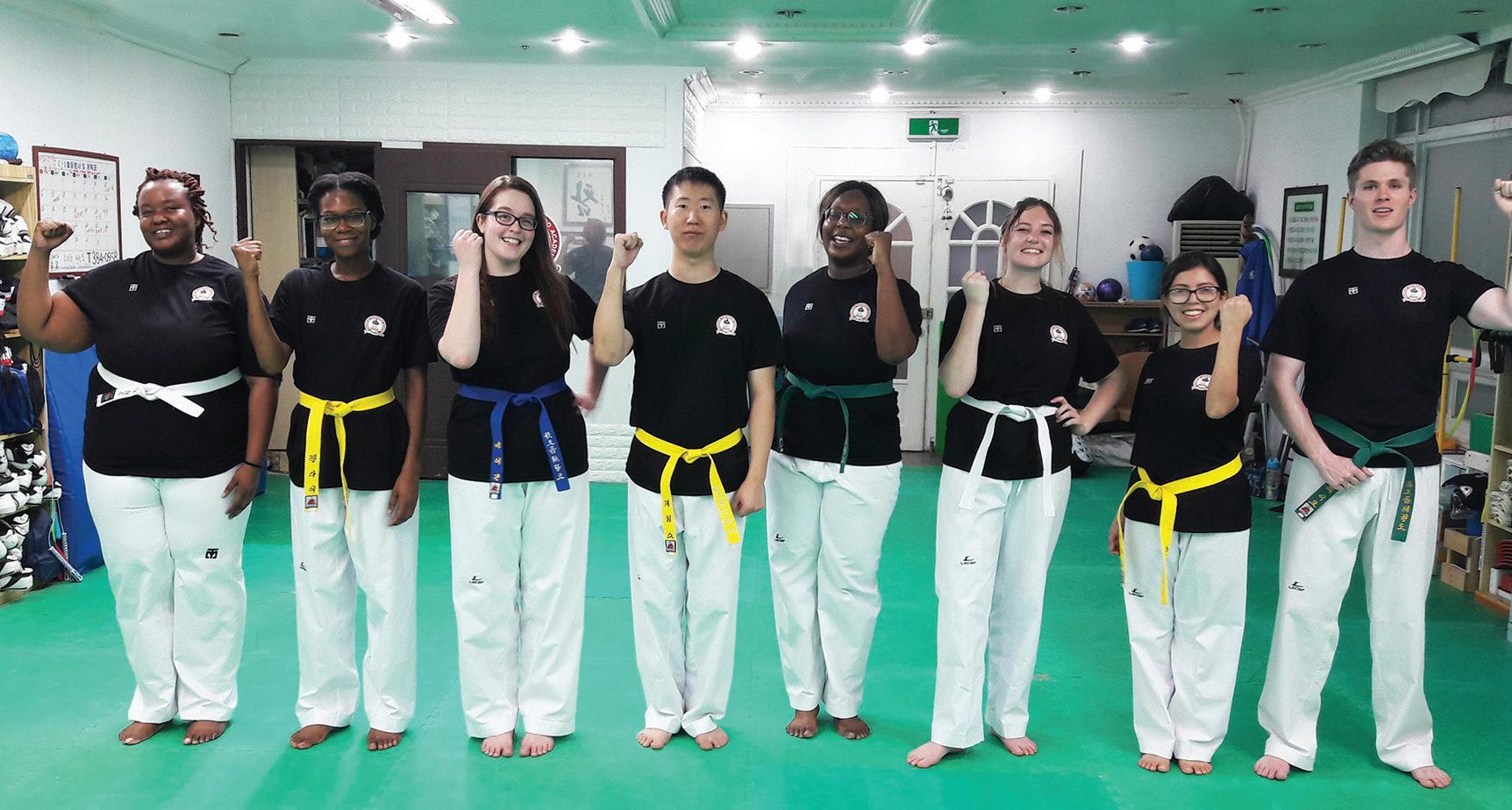 Page 36 of Taekwondo Classes in English