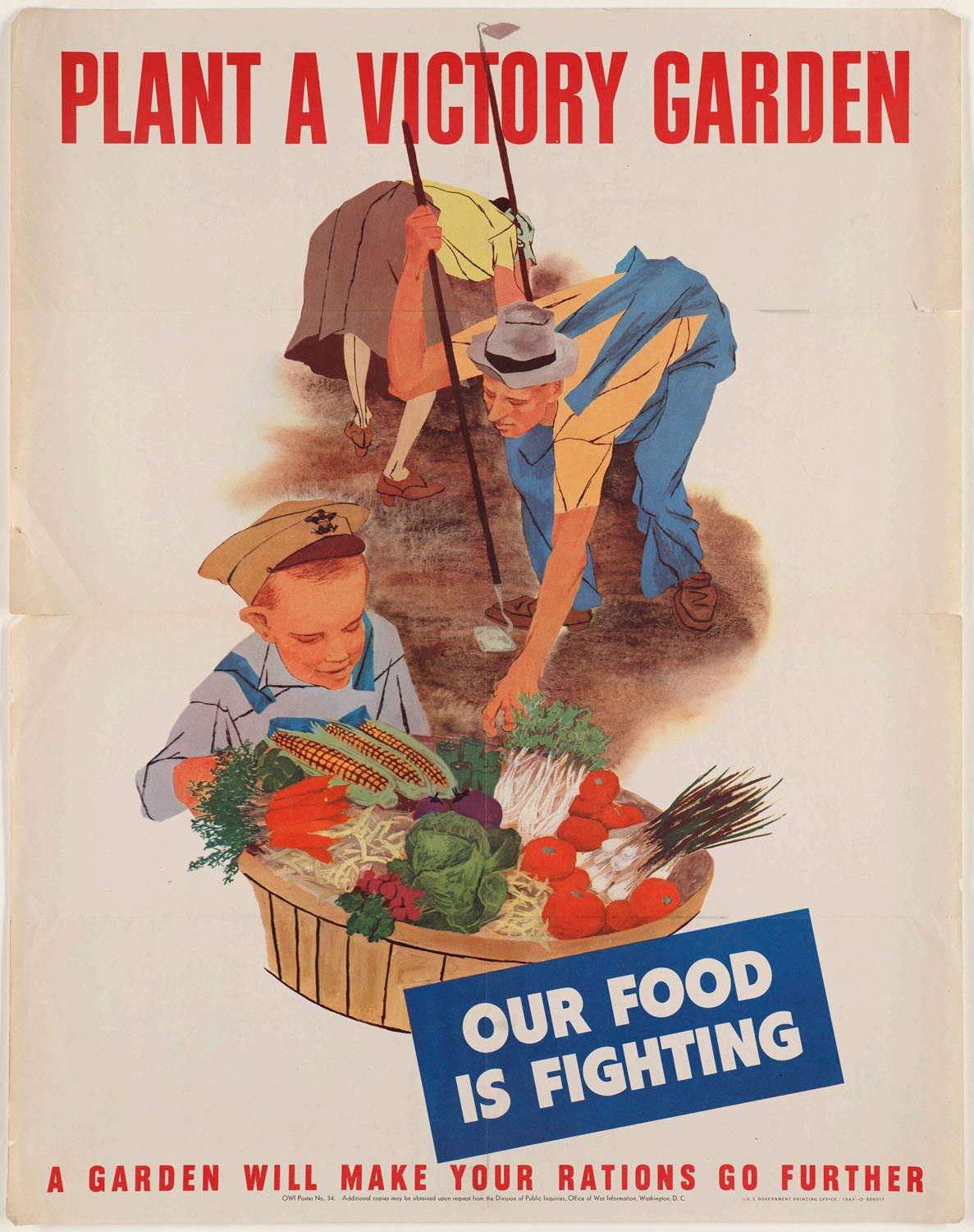 Page 30 of The Need to Feed: Community Gardening - Past to Present
