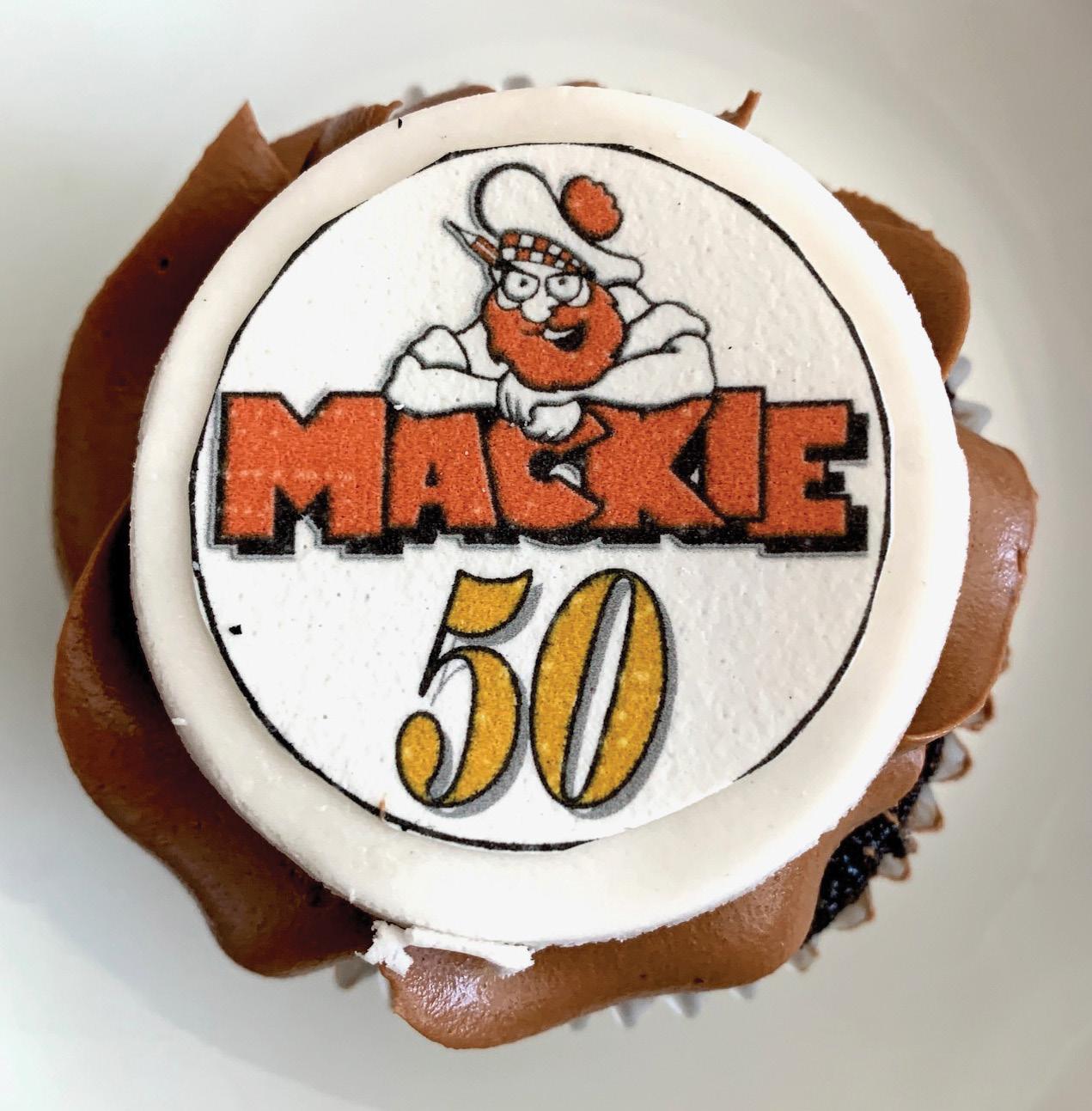 Page 34 of Mackie celebrates milestones