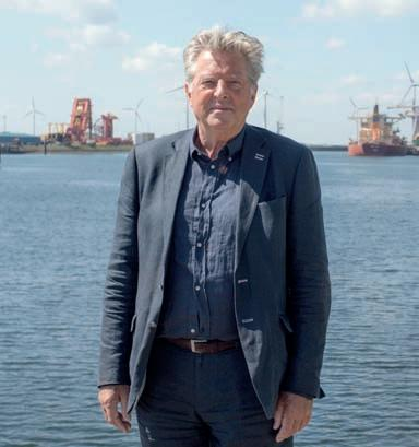 Page 5 of Henk de Haas, Chairman of Promotion Council North Sea Port