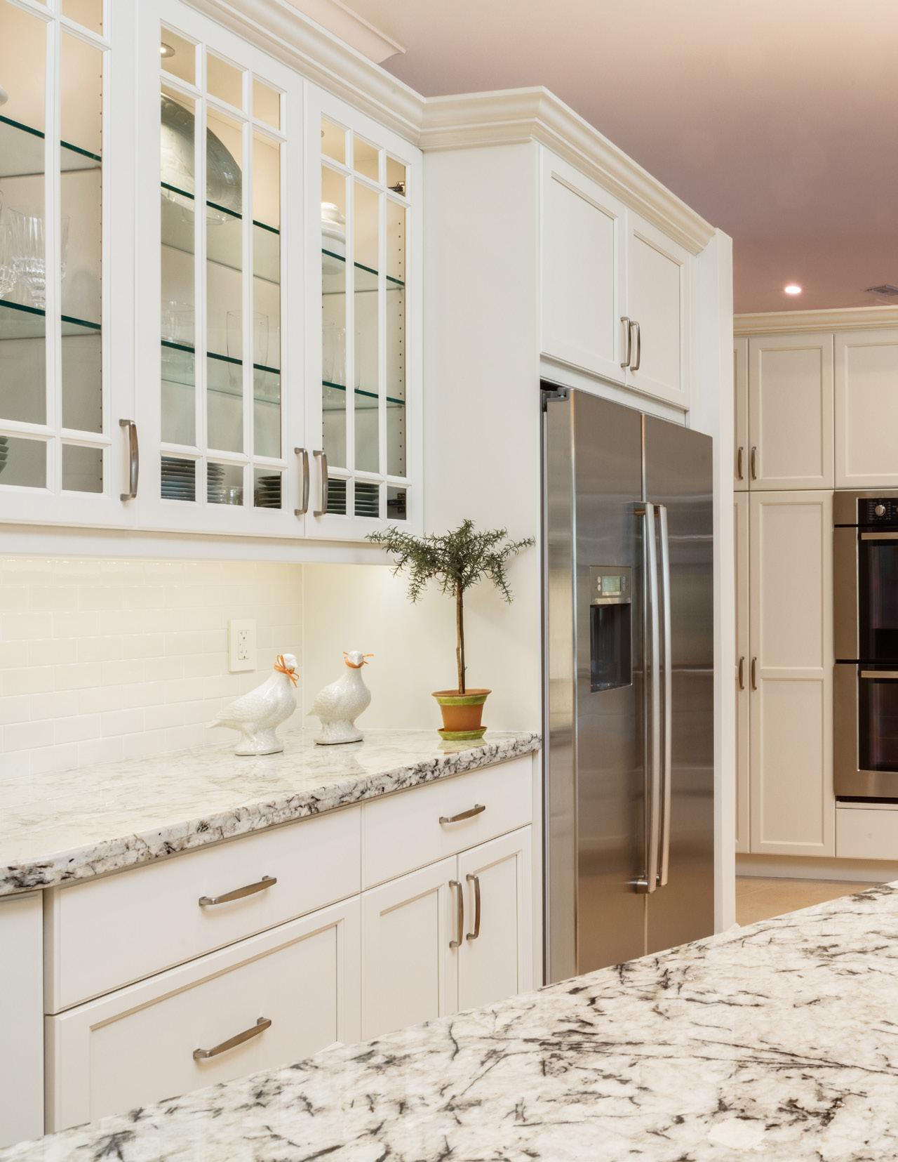 Page 14 of HOMESCAPES: The Magic of the Kitchen Triangle