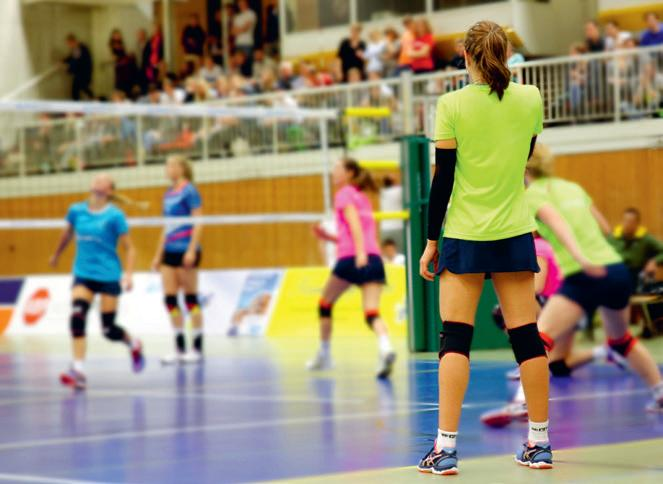 Page 18 of MIX volleyballturnering