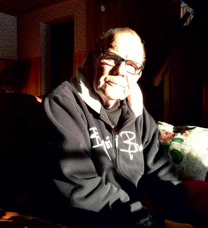 Page 15 of Nu slipper Kurt Vahlberg, 81, de långa resorna till dialysen i Östersund