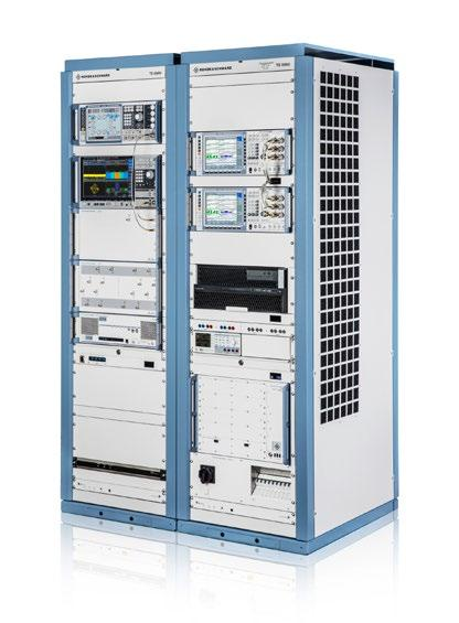 Page 27 of ROHDE & SCHWARZ validiert mit dem R&S TS8980 die ersten 5G-HF-Konformitätstests