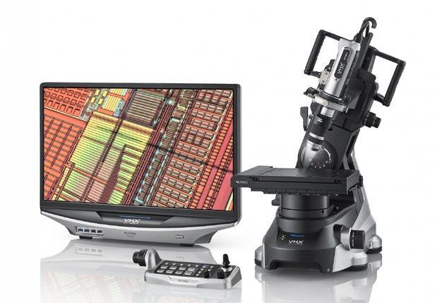Page 28 of Das neue 4K Mikroskop VHX-7000 von KEYENCE sorgt für bessere Inspektion, Erfassung und Messung ihrer Anwendungen