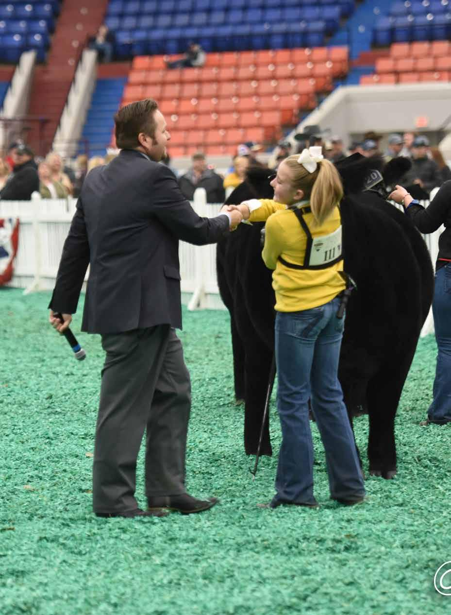 Page 32 of NAILE, National Maine-Anjou Show