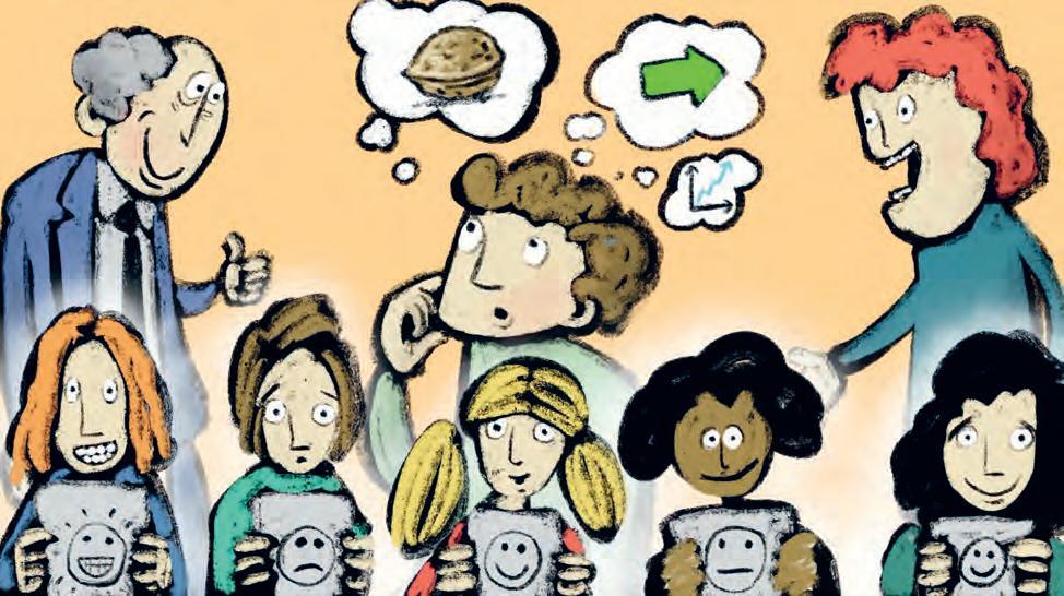 Page 44 of Kommentar: Motiviertes Lehren dank (kollektiver) Selbstwirksamkeitsüberzeugung von Wolfgang Beywl