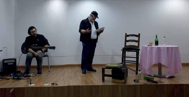 Page 16 of Lincoln López presenta lectura dramatizada de Ahora que vuelvo, Ton