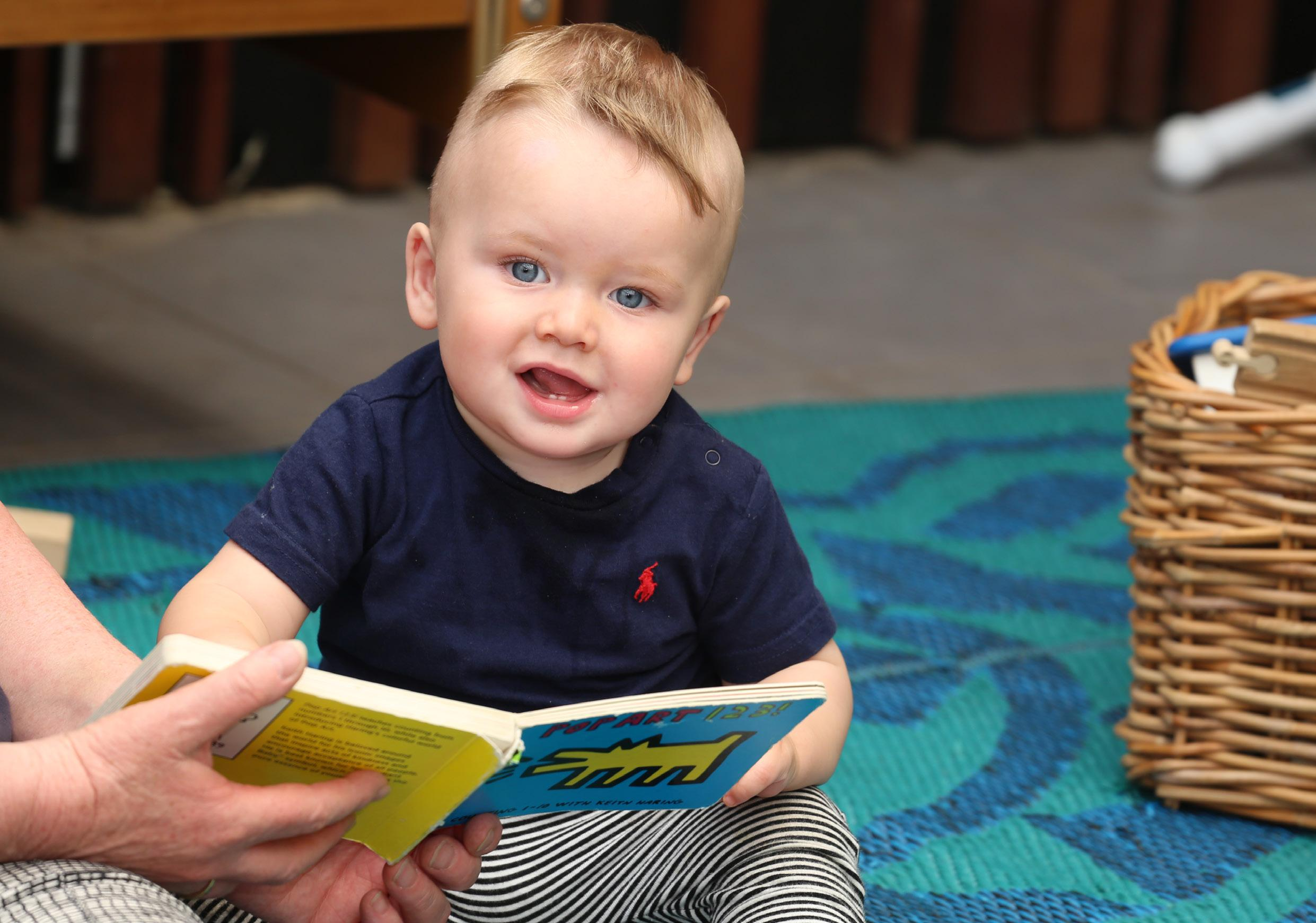 Page 34 of THE LINKS BETWEEN EARLY LANGUAGE DEVELOPMENT AND LITERACY