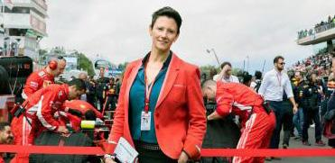 Page 22 of PROMOTER Ellie Norman Director of Marketing & Communications, Formula 1 Fiona Rees Team Coordinator, FIA WTCR