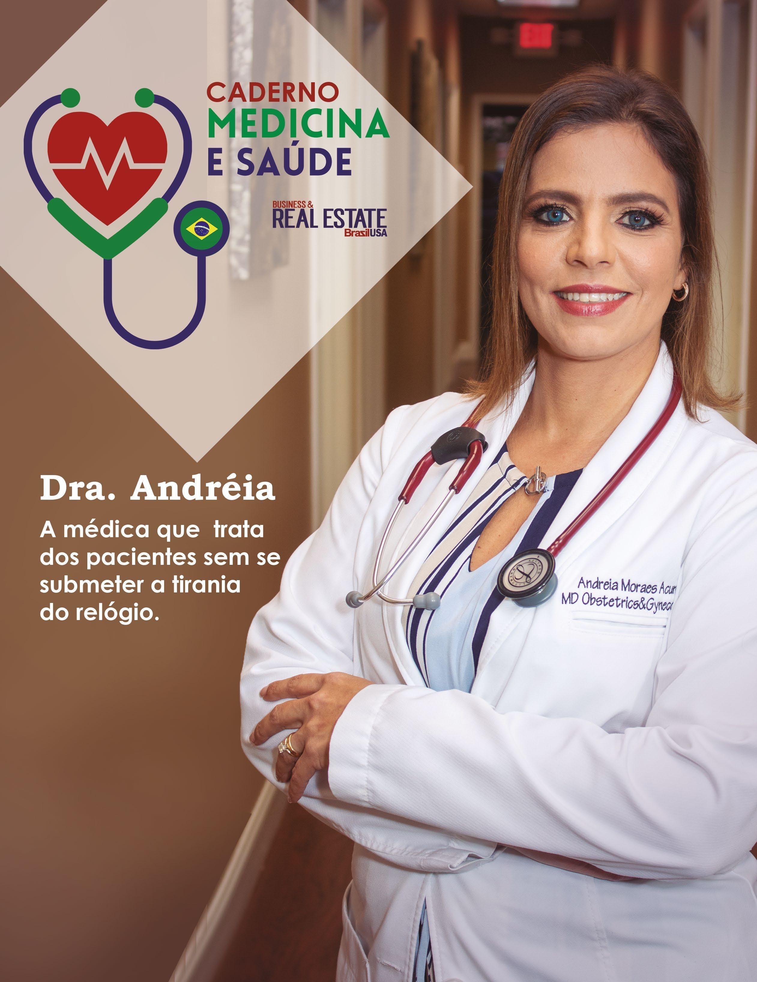 Page 30 of DRA. ANDRÉIA, A MÉDICA QUE TRATA DOS PACIENTES SEM SE SUBMETER A TIRANIA DO RELÓGIO