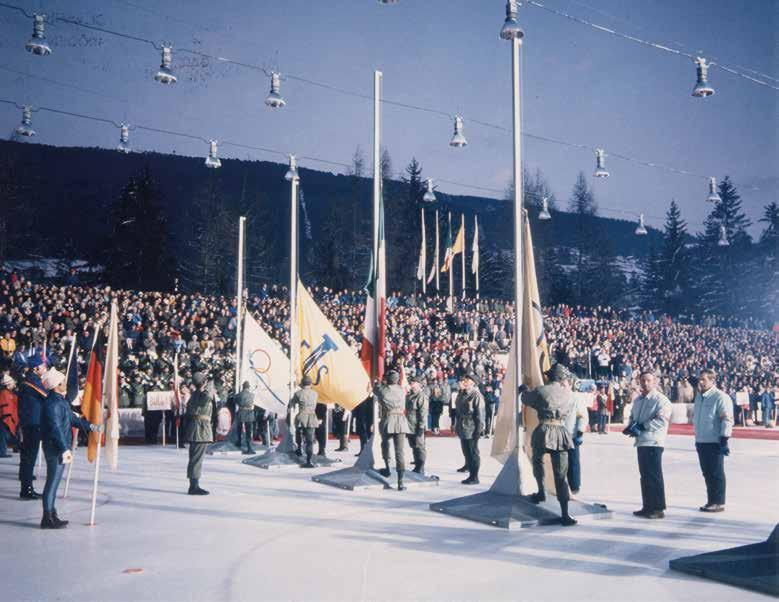 Page 4 of From Postal Inn to Grand Hotel: the Cavallino Bianco HOW IT ALL BEGAN… 1970: THE WORLD SKI CHAMPIONSHIPS