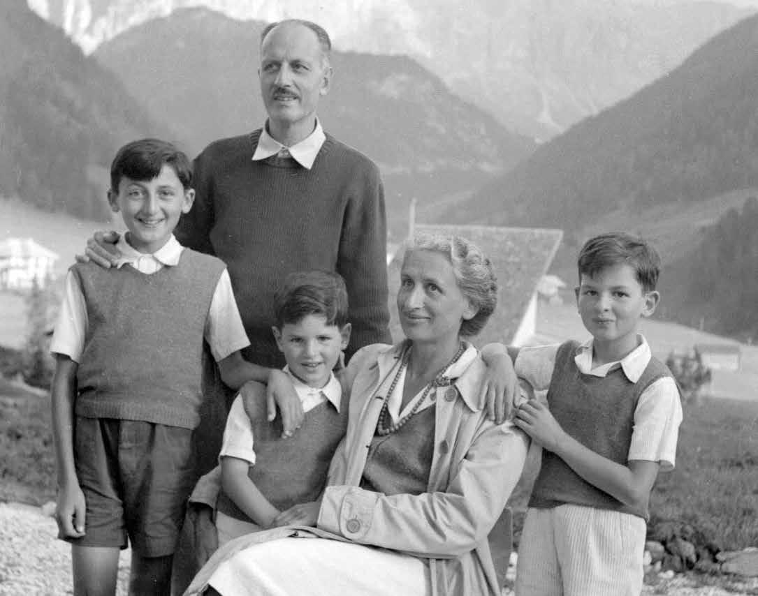 Page 14 of Traditional tastes from South Tyrol SELVA: THE MEMORIES OF OUR GRANDPARENTS