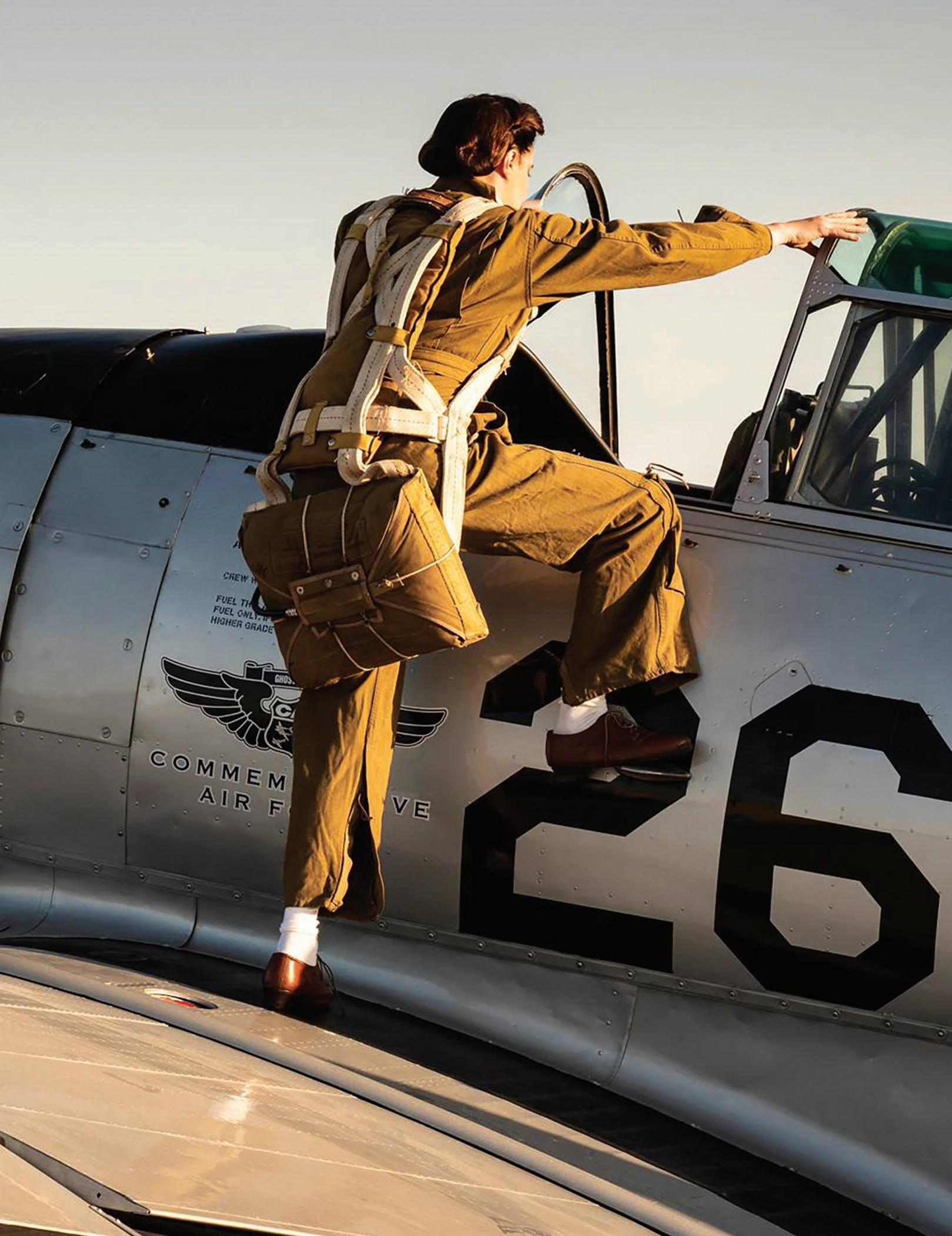 Page 20 of Stories of the Sky, The Commemorative Air Force, The State Air Force of Texas