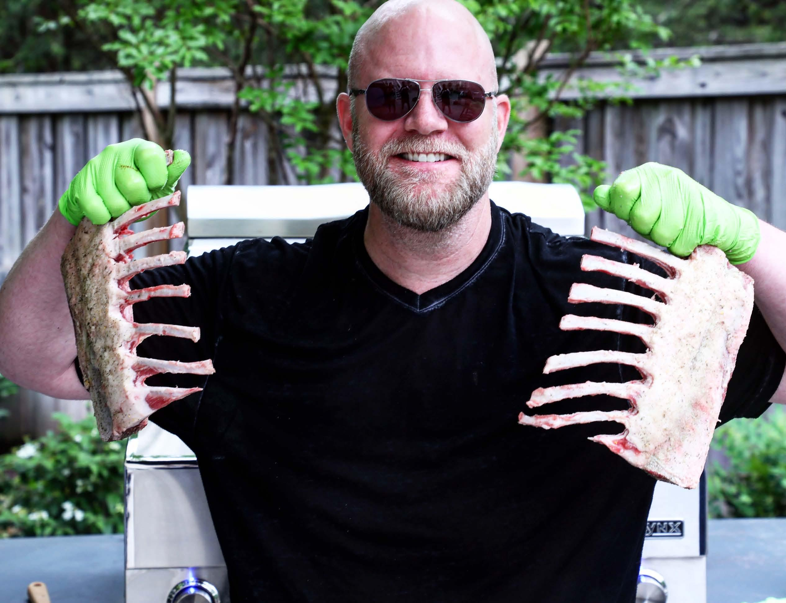 Page 10 of GOOD EADS: Former Marine turns grilling hobby into lifestyle