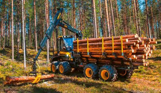Page 22 of Wiegesystem für Forstkräne