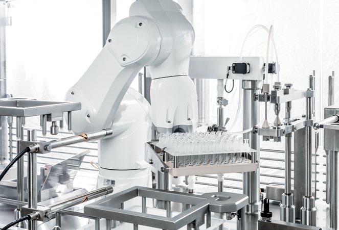 Page 86 of Zellwag Pharmtech AG оснащает новую производственную площадку компании «ИНГАЛ» многоформатным оборудованием наполнения шприцев и флаконов