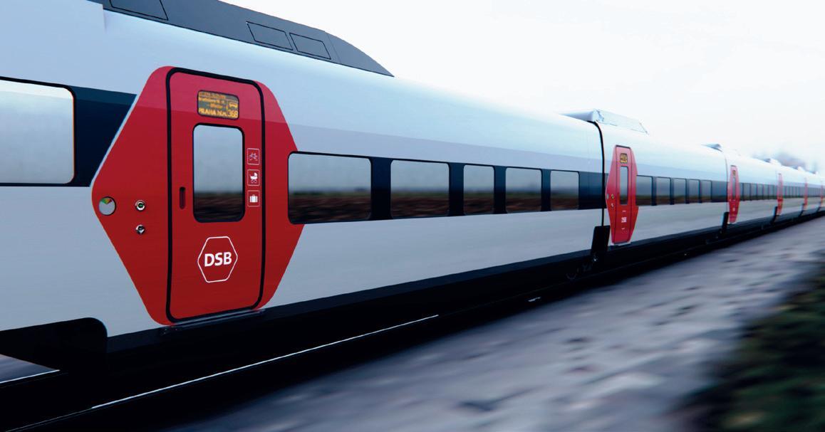 Page 52 of La operadora danesa DSB adjudica a Talgo el suministro de 8 trenes Intercity