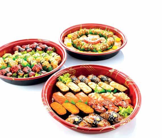 Page 8 of Sushi Empress, Enjoying the Taste of Success