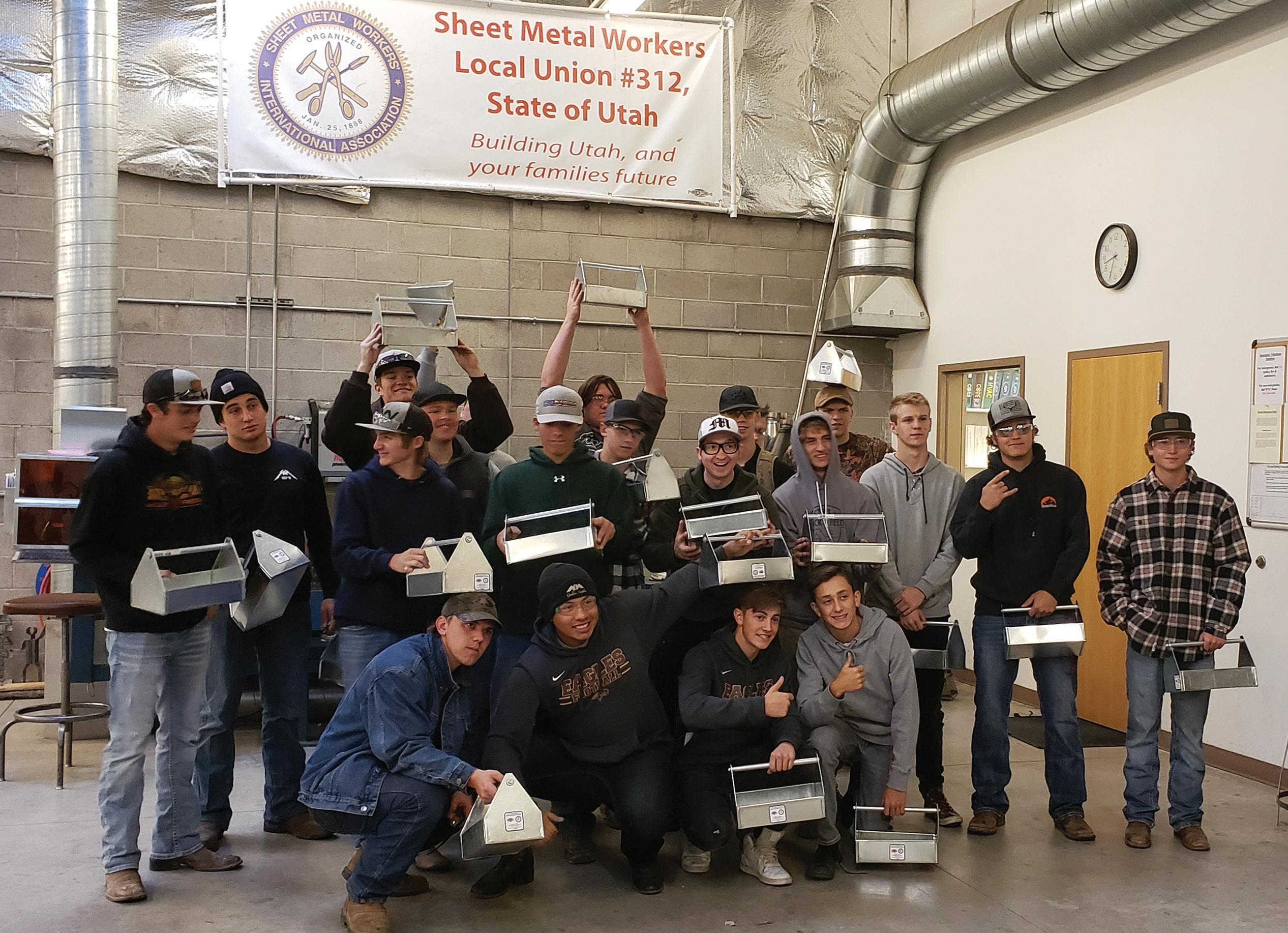 Page 10 of BRIDGING THE SKILLED TRADES GAP