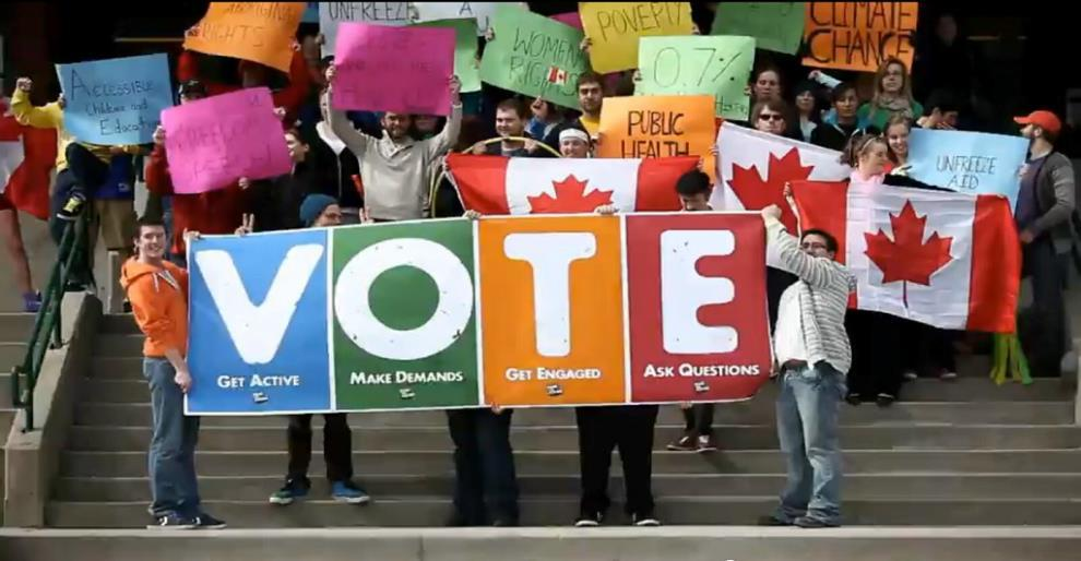 Page 4 of Too Young to Vote? Challenging Canada s Voting Age