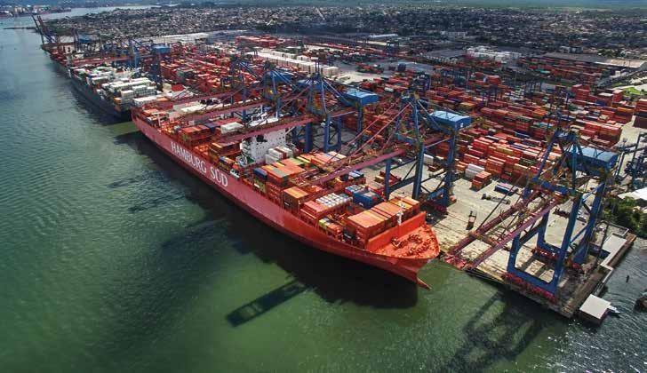Page 14 of CASE EMPRESARIAL Santos Brasil registra crescimento de movimentação e lucro líquido de R$ 15,4 milhões
