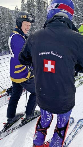 Page 16 of 13 Medaillen für die Schweiz an den World Transplant Winter Games