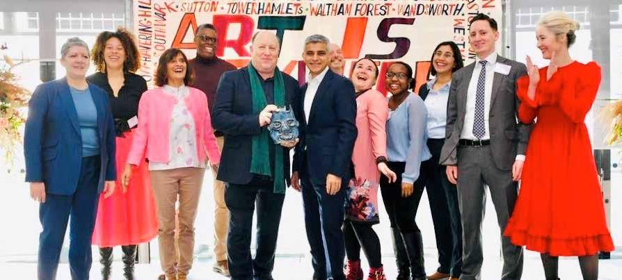 Your Croydon Issue 88 - Spring 2020 By Your Croydon