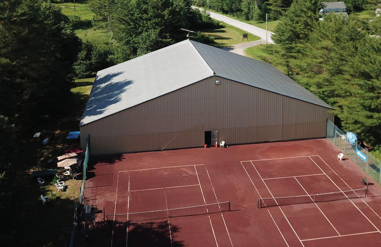 Page 24 of Courts of Dreams: How One New Yorker Found a Tennis Haven in