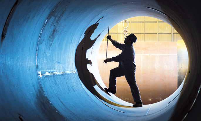 Page 30 of Industry outlook: Challenges for the steel tubes and flanges industry