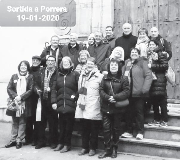 Page 24 of ENTITATS. La Coral Espluguina fa un concert a Por