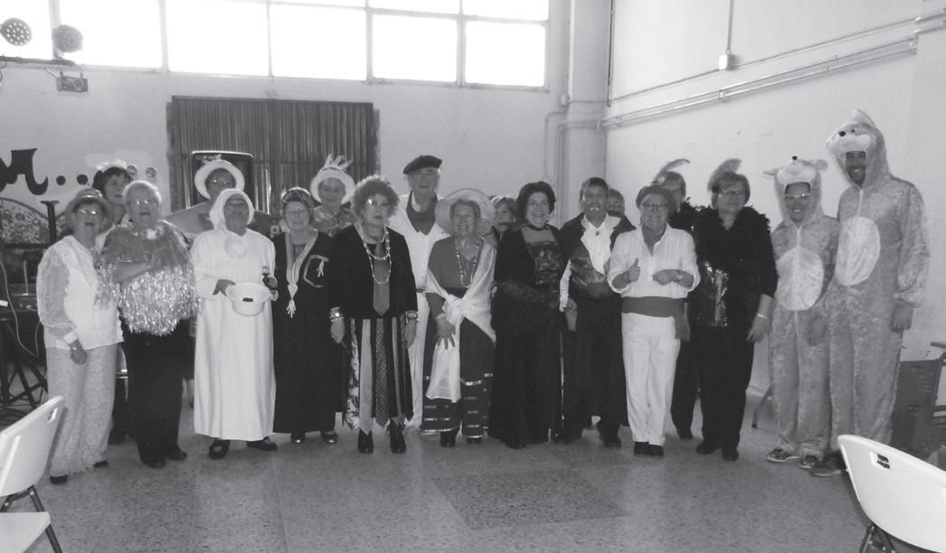 Page 24 of Carnaval a l'Associació de Jubilats. RENOI QUIN RE