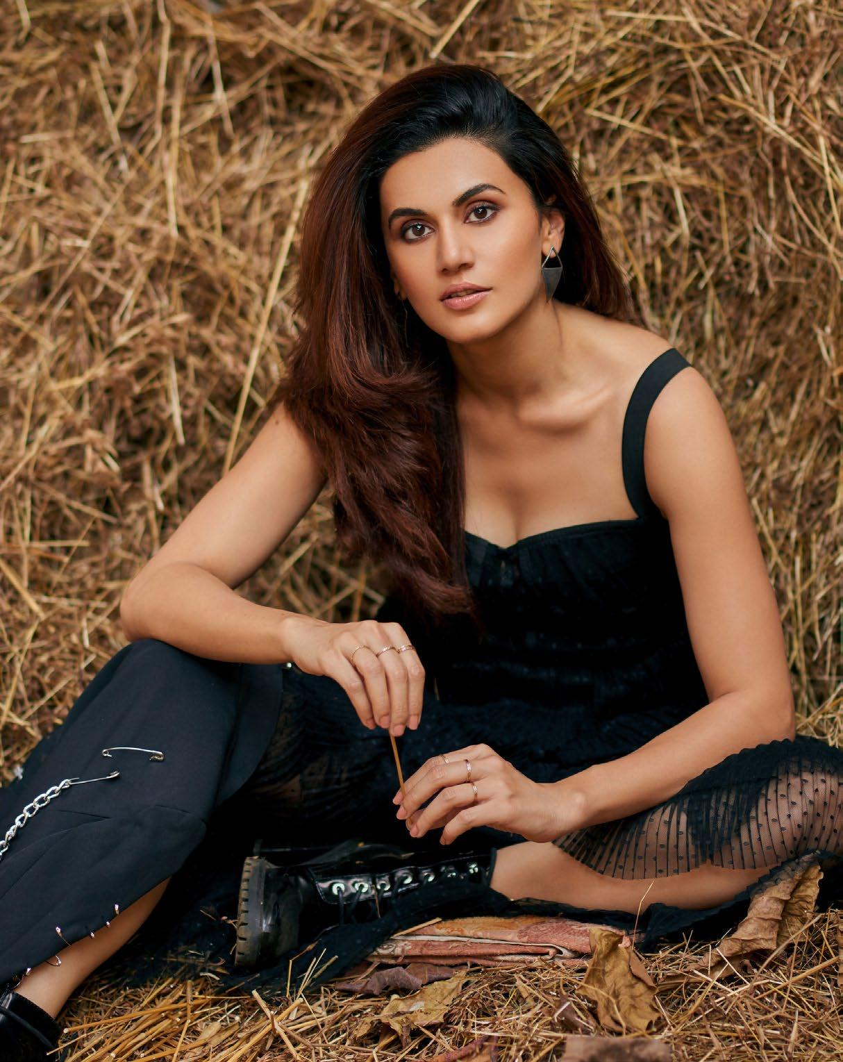 Page 12 of Redefining Heroine's Fear To Fierce - Taapsee