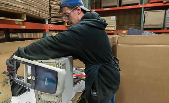 Page 40 of Black Hills Works and Western Dakota Tech partner to offer an Electronics Recycling Solution