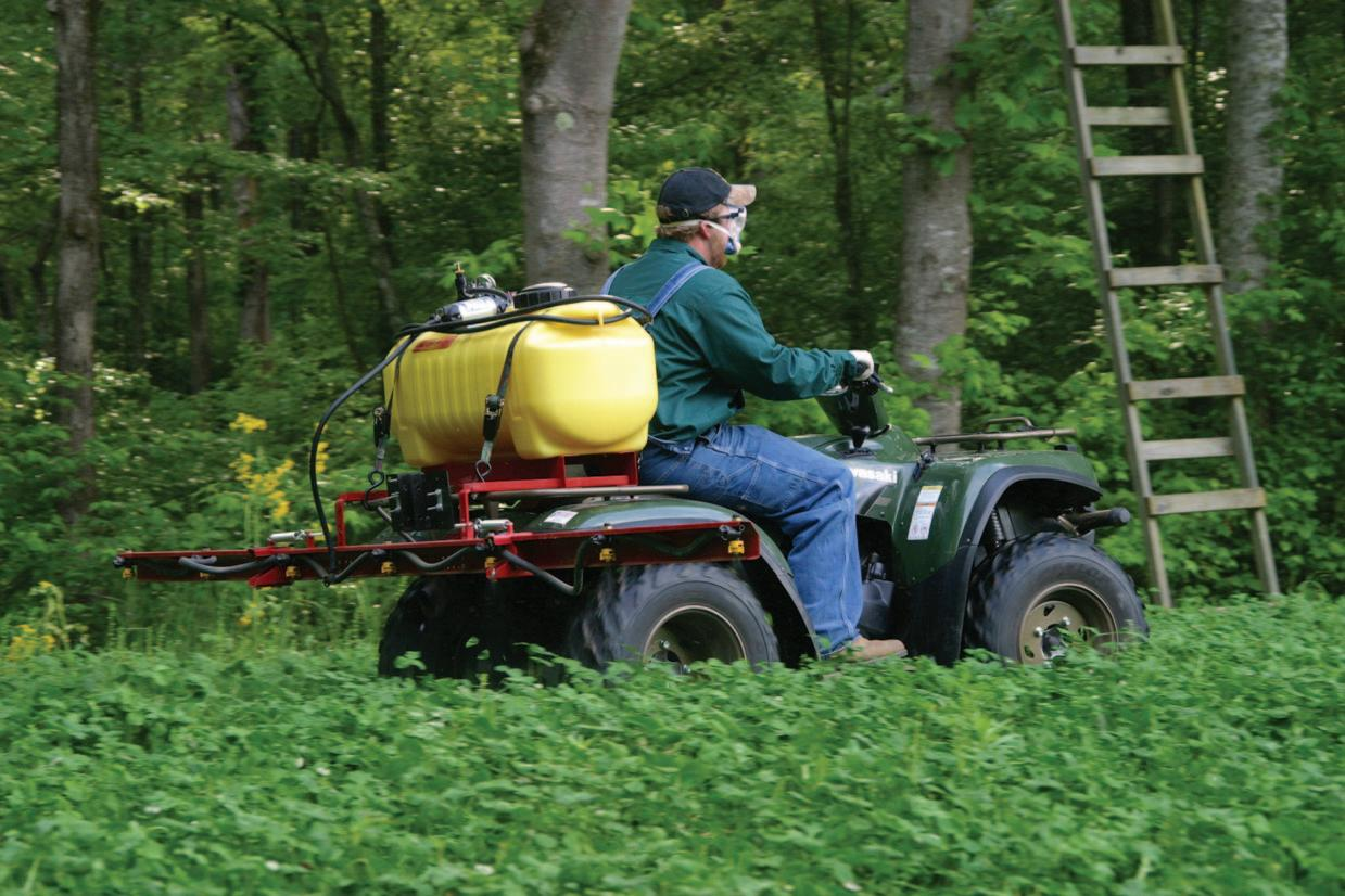 Page 46 of Arrest MAX and Slay: The Most Effective Selective Herbicides to Maintain Perennial Food Plots