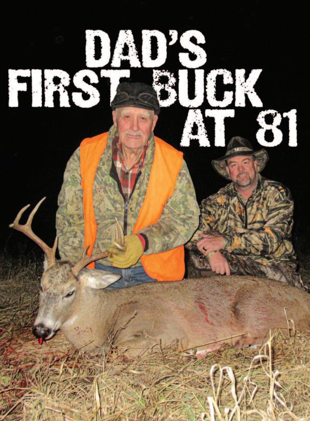 Page 50 of Dad's First Buck at 81