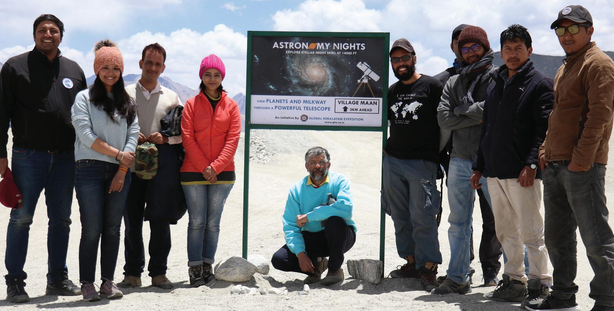 Page 4 of Explained in 60 Seconds: Creating Sustainable Livelihoods Through Astrostays