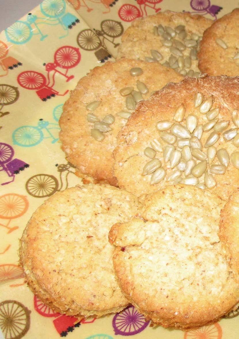 Page 30 of The Baking Biker – fig and honey biscuits