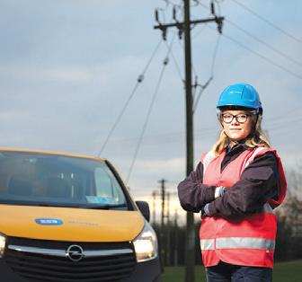 Page 8 of COVER STORY See your career going places with the ESB Networks Apprenticeship Programme