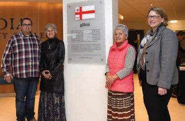 Page 22 of Acadia Divinity College Unveils Land Acknowledgment Plaque