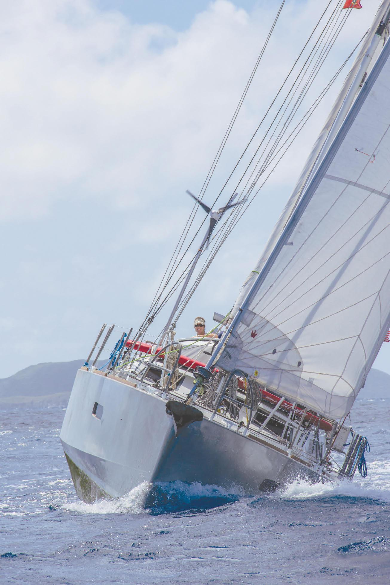 Page 6 of Easter Island to Cape Horn and South Georgia, Falklands to Norway and More: A Family's Three-Year, 36,000-Nautical Mile Adventure