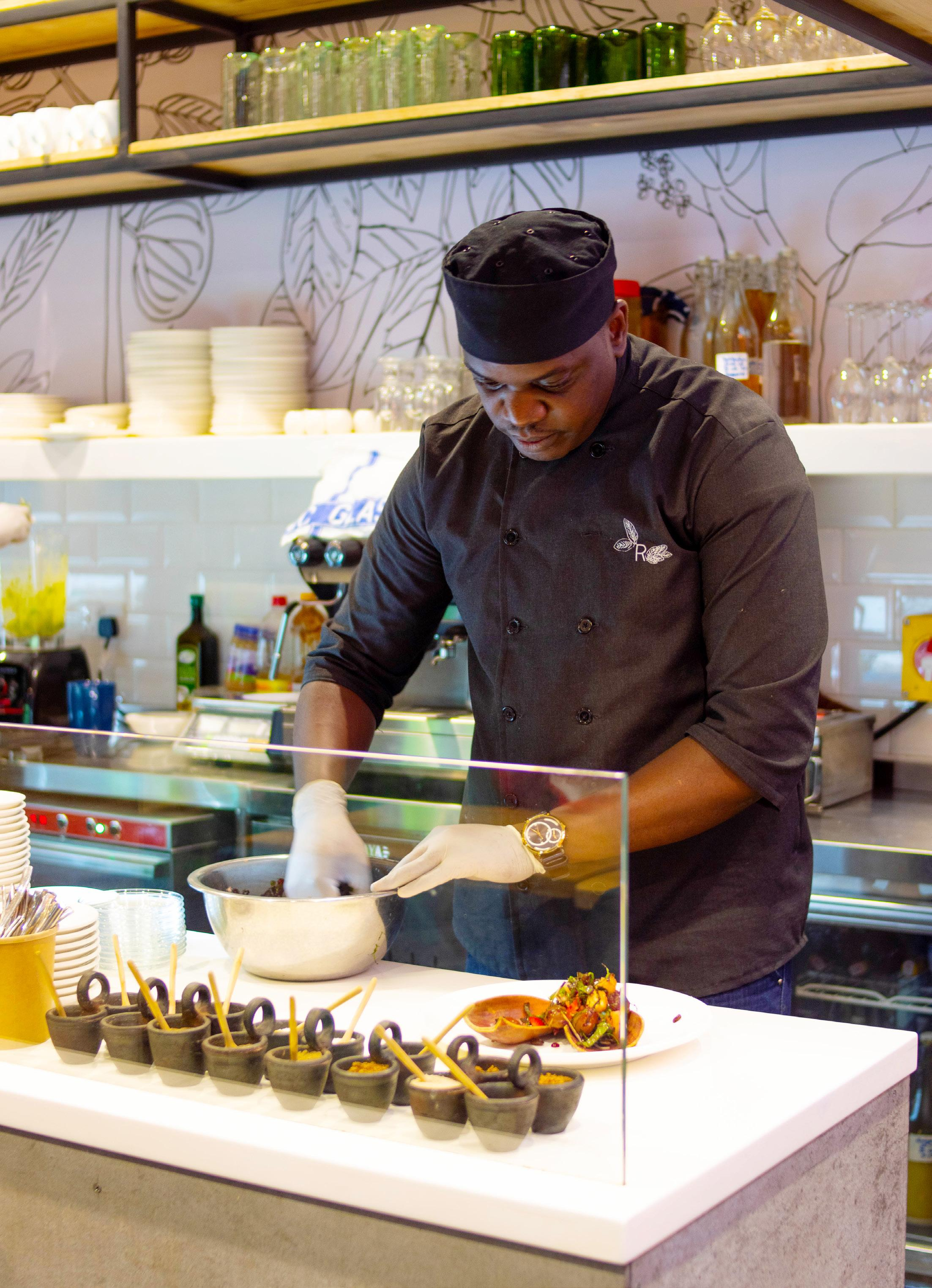 Page 20 of Chef Confidential: Chef Christopher of Rabuko