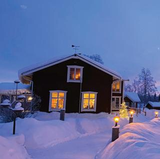 Page 104 of LAPLAND GUESTHOUSE ELISA ELWIN and her family cosy up at a charming, family-run retreat in Sweden