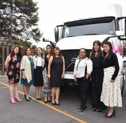 Page 20 of Con Volvo Trucks, mujeres liderando el progreso
