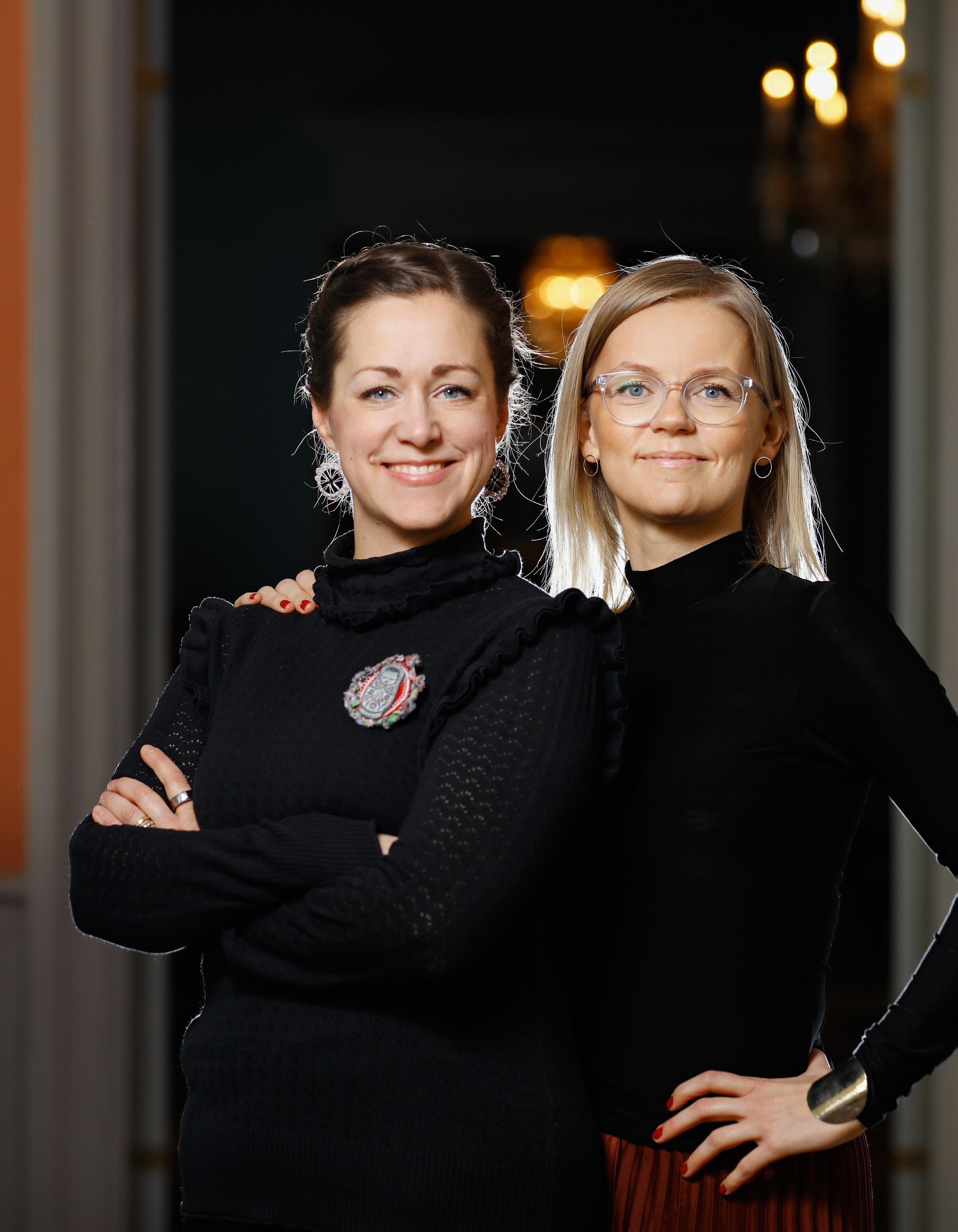 Page 24 of M alin Klingenberg & Joanna Vikström Eklöv Den stora seniorkampen